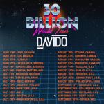 """Davido Shines At """" 30 Billion """" World Tour In Ulkraine"""