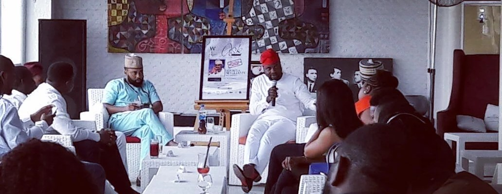 The Ask Series with Adebola Williams