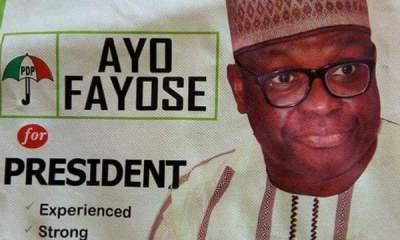 Ayo Fayose for President