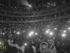 Wizkid Mades Histroy at Royal Albert Hall in London 02