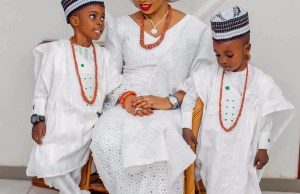 Alaafin of Oyo Cute Son 00