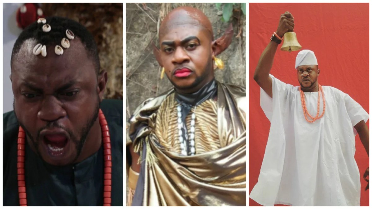 Actor Odunlade Adekola Reacts to Claim that He's Using '' Juju '' to His Rise to Fame