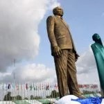 Mixed Reactions as Nigerians Questions Jacobs Zuma Statue in Imo