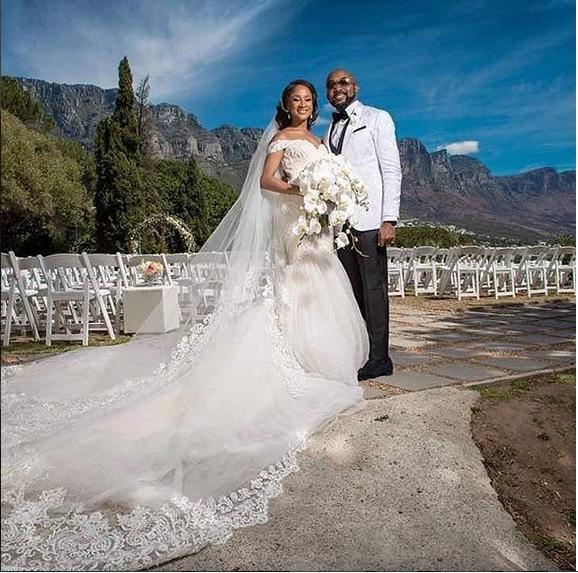 Banky W White Wedding in SA 02