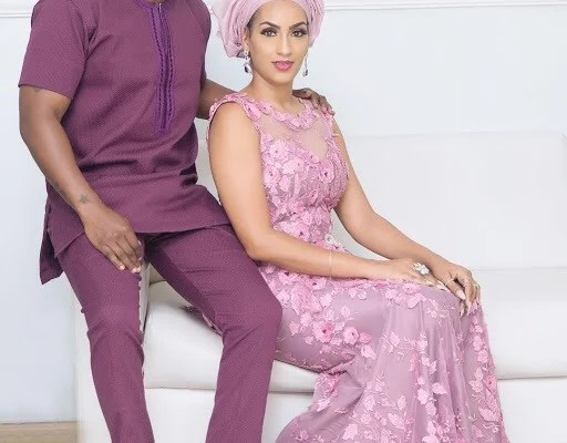 Iceberg Slim and Juliet Ibrahim