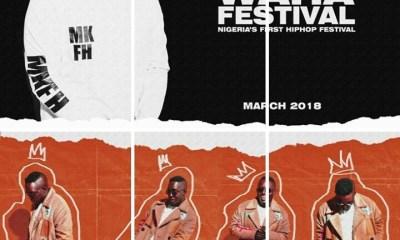 MI Abaga First Hip-Hop Festival