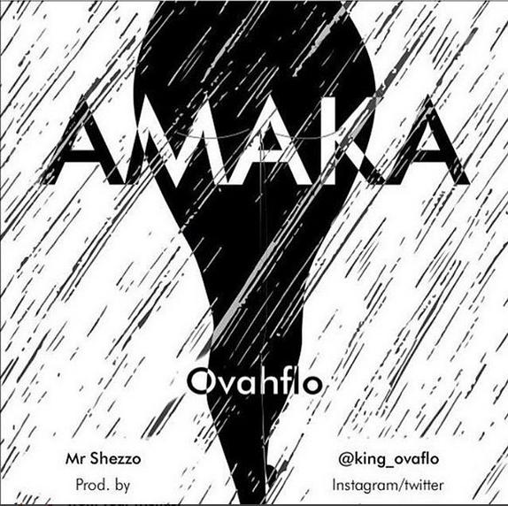 OvahFlo -- Amaka (Prod by Mr. Shezzo) Cover Art