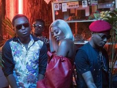 Spellz-Tiwa-Savage-and-Wizkid-on-set-of-Ma-lo-video