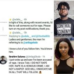 "Popular Blogger Unilag Olodo in Sex Scandal "" Lady Claims Blogger Raped Her and Then Started Begging Her """