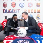 Nigeria Music Entrepreneur D'banj Launches CREAM Sports in Partner With Dugout UK