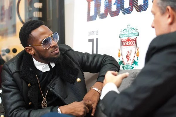 Dbanj Launches CREAM Sports 04