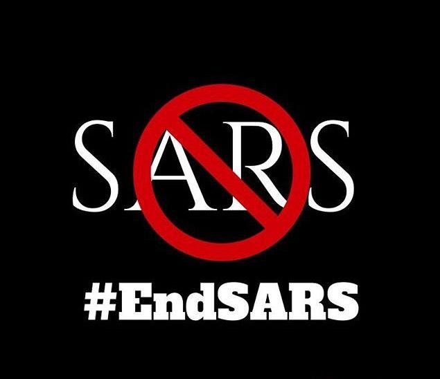 EndSARS Hashtag