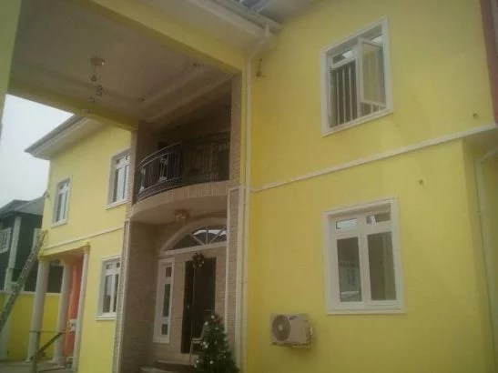 Tope Alabi New Mansion 01