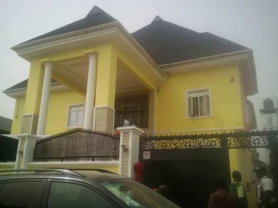 Tope Alabi New Mansion 02