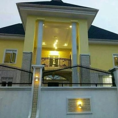 Tope Alabi New Mansion 03