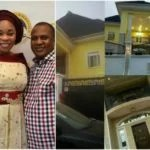 Photo News As Tope Alabi Moves Into Multi-Million Mansion in Lagos