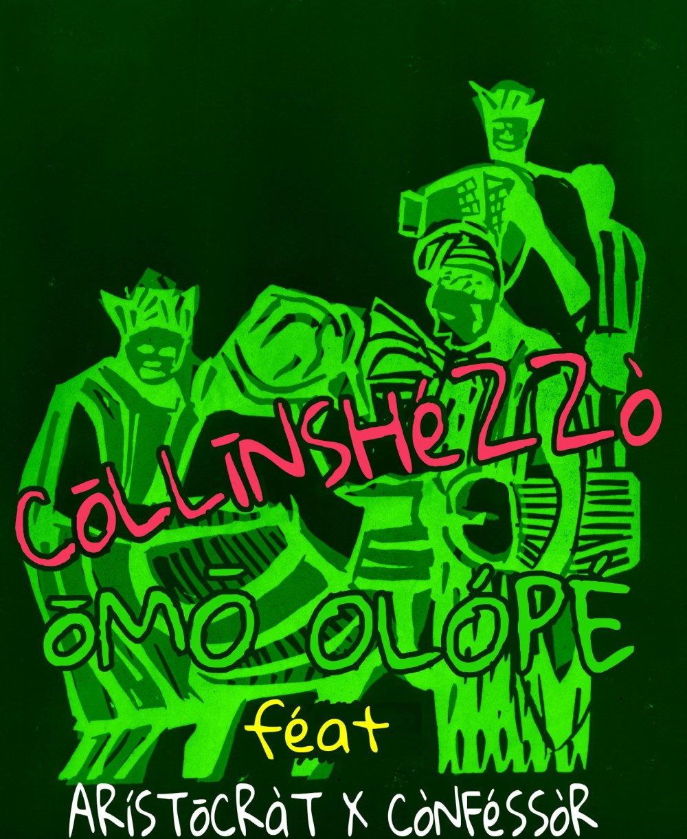 Collinshezzo -- Olope Ft The Aristocrat x Confessor Cover Art