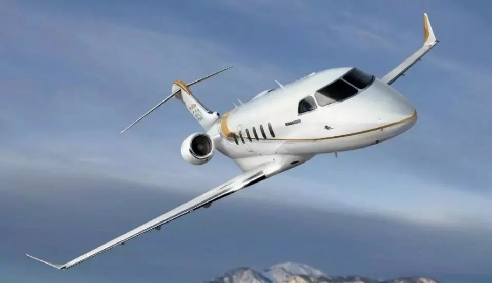 David Beckham Private Jet