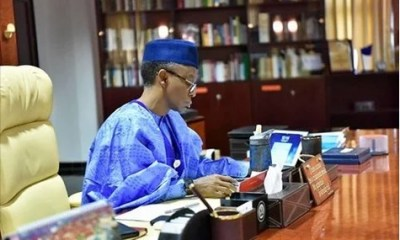 El-Rufai Urges Nigerians Youth to Join Politics