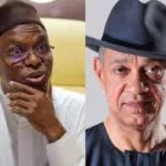 Sen Ben Bruce Challenges El-Rufai On Public Debate, As battle On Social Media over Abuja-Kaduna Railway