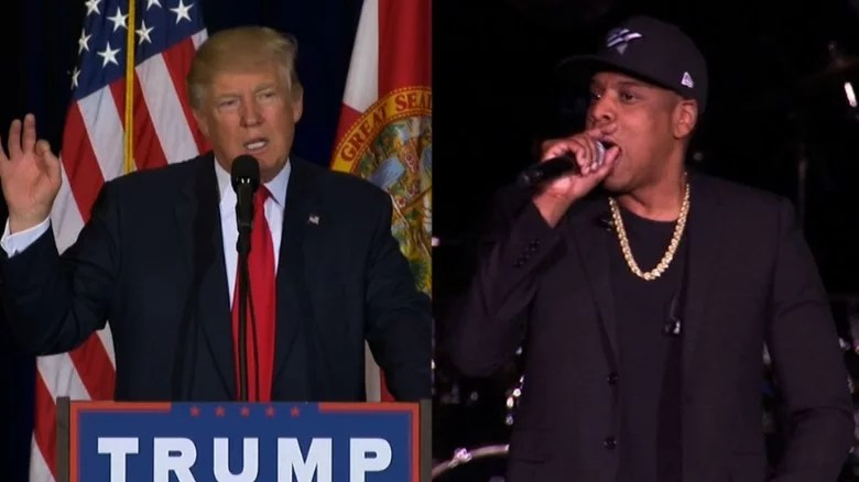 Jay-Z and Donald Trump 00