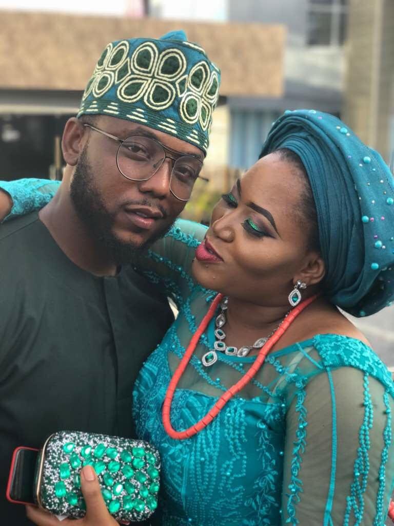 Mofti Pro Secretly Married Eniola In Ibadan 04