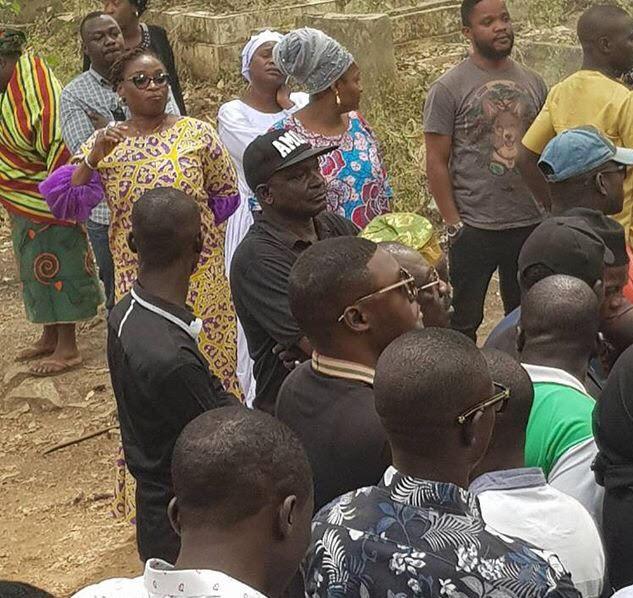 Olufemi Oluwajobi Laid to Rest 00