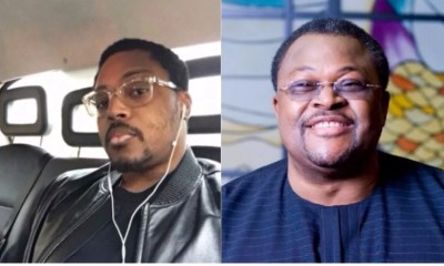 Paddy Adenuga and Mike Adenuga
