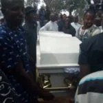 Popular Fresh FM's Presenter Radio Music Dynamite Buried in Ibadan, After He Dies in Car Accident On 31st Night
