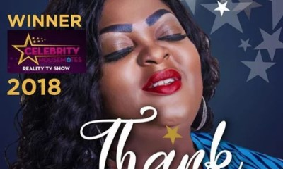 Eniola Badmus Emerges Winner Of Celebrity Housemates Reality Show