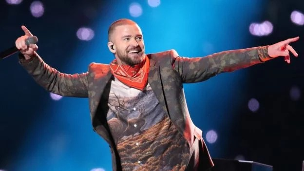 Justin Timberlake Half-Time Performance At Super Bowl LII 00