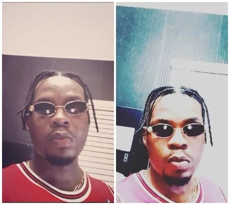Olamide New Look