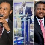 Here's How Daddy Freeze Reacts To RCCG's Pastor Who Said Aliko Dangote Will Not Make Heaven