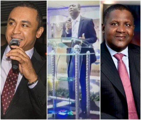 RCCG Pastor Who Said Dangote Will Not Make Heaven