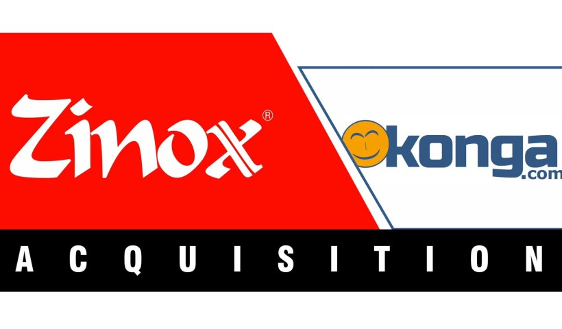 Zinox Buys Konga