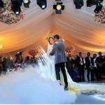 Photo News: Ibadan Stands Still As Yemi Osinbajo, Aisha Buhari, Gowon, Tinubu, Dangote, Otedola, Olubadan, Kemi Adeosun, Fayemi & Others Attend Ajimobi's Son & Ganduje's Daughter Wedding Reception In Ibadan