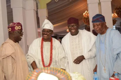 Gov Ajimobi Son Weds Gov Ganduje Daughter in Ibadan 25