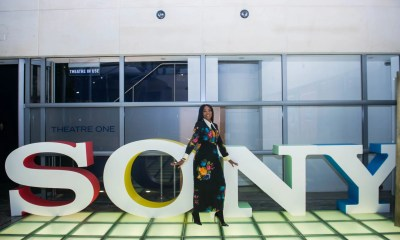 Mo Abudu Signed Contract With Sony Pictures Entertainment