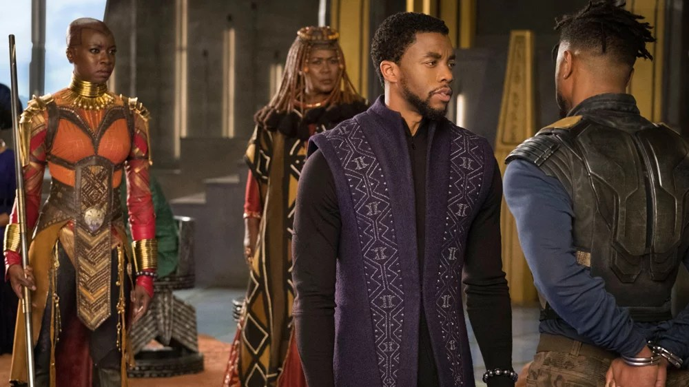 "Wakanda Forever! ""Black Panther"" Becomes 4th Highest Selling Movie of All-Time in the U.S, 10th Globally"