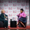 Chimamanda Ngozi Adichie and Hillary Clinton