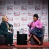 Chimamanda Ngozi Adichie and Hillary Clinton