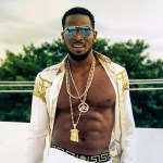 D'banj Takes Us On Tour Of His Customized Pool In His New Mansion