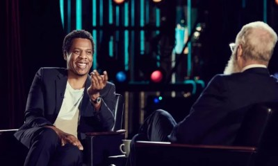 JAY-Z Speaks with David LettermanJoe