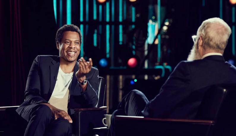JAY-Z Speaks with David LettermanJoe