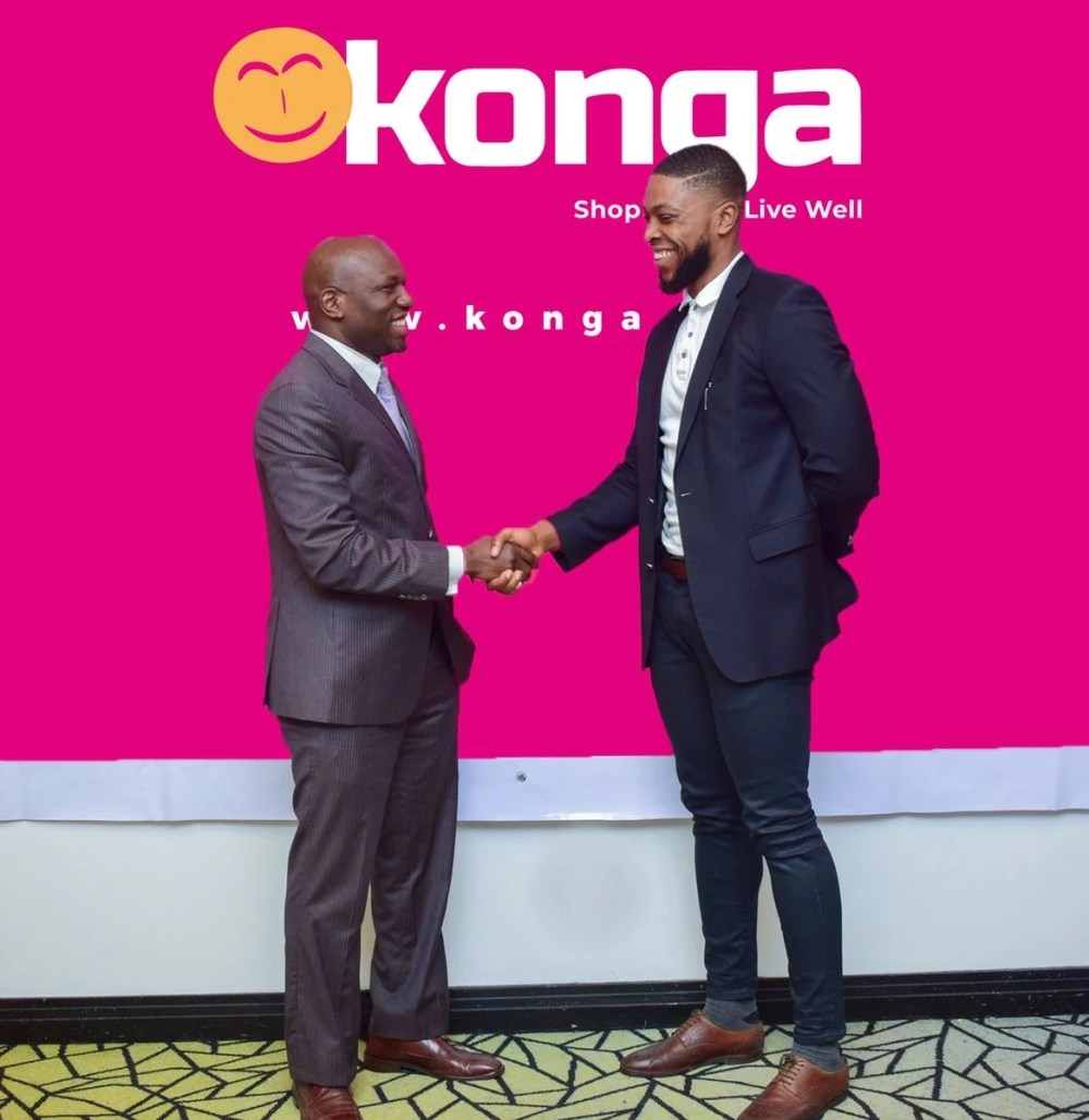 Konga and Yudala Merger Together 00