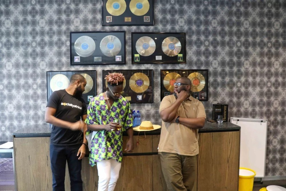 Mr Eazi signs Exclusive Licensing Deal with Universal Africa 02