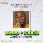 Davido Becomes Brand Ambassador For Infinix Mobile