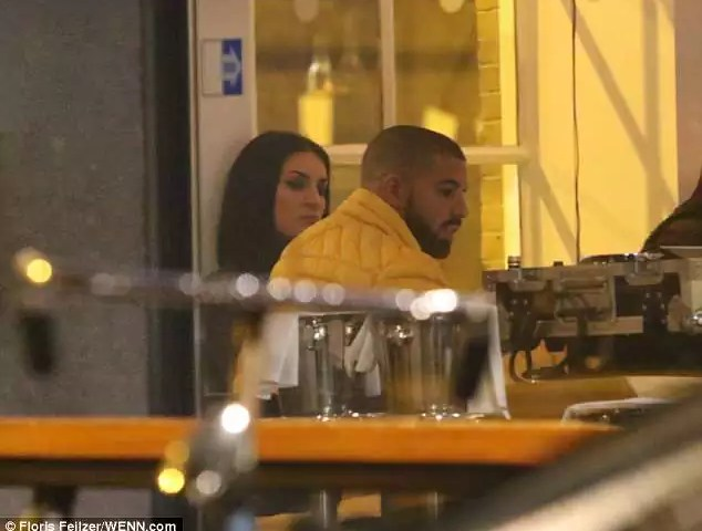 Drake and Sophie