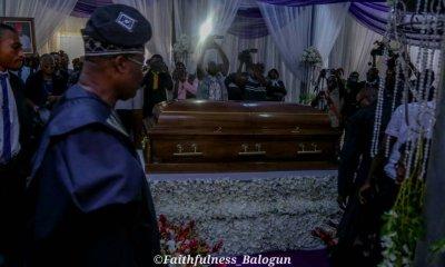 Hon Micheal Adeyemo Buried In Ibadan 05