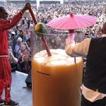 Snoop Dogg Breaks Guinness Book Of World Record For Largest Gin And Juice